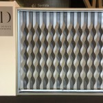 QMD en Construmat 2015 cortina vertical formas